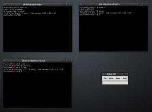 Cluster ssh