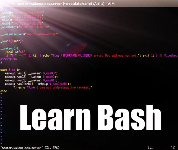 learn-bash