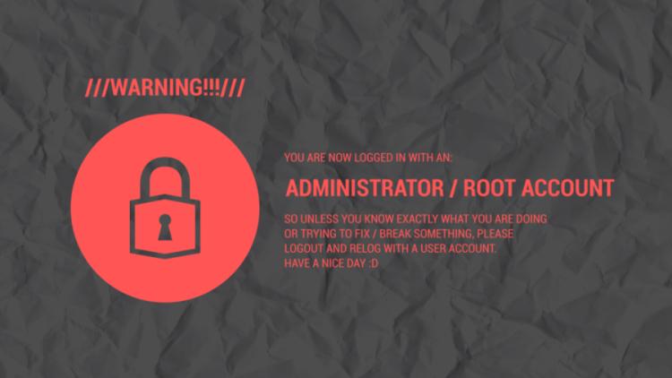 administrateur linux