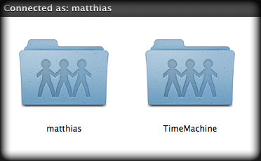 AppleVolumes.default file